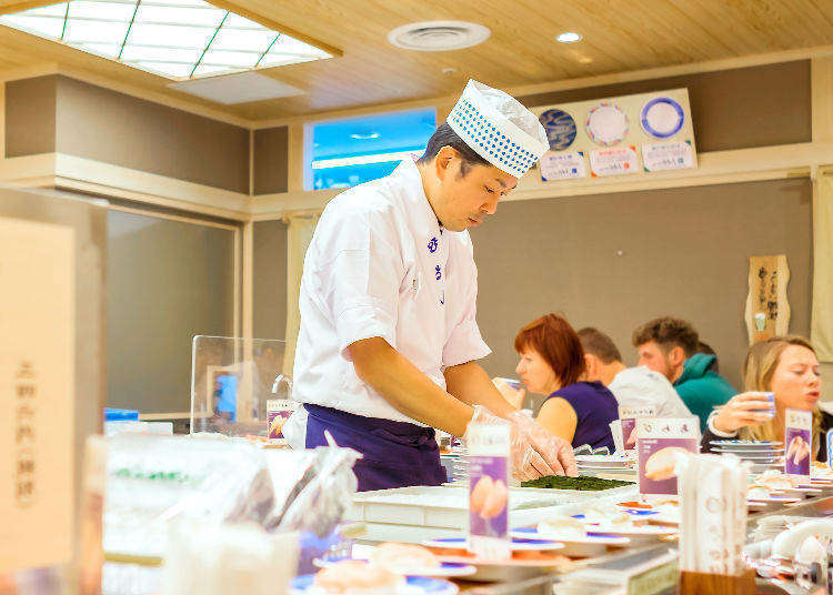 Japanese Restaurants and Foreigner-friendly Services: What Is Needed and Further Thoughts
