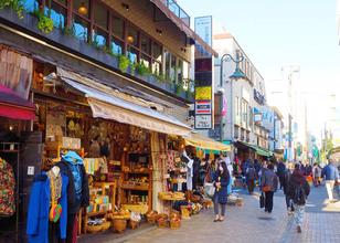在日本人心目中,東京之中最喜歡的街道是哪裡呢?
