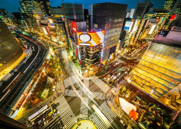傳統與創新並存的成熟街道-銀座