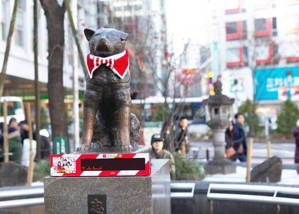 ■IT系の会社が集まる渋谷ビットバレーはどんな所かと思っていたら…
