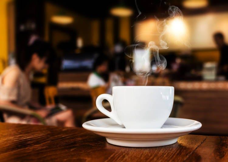 ■還以為澀谷有很多販賣鬆餅、珍珠奶茶等的咖啡店,結果...