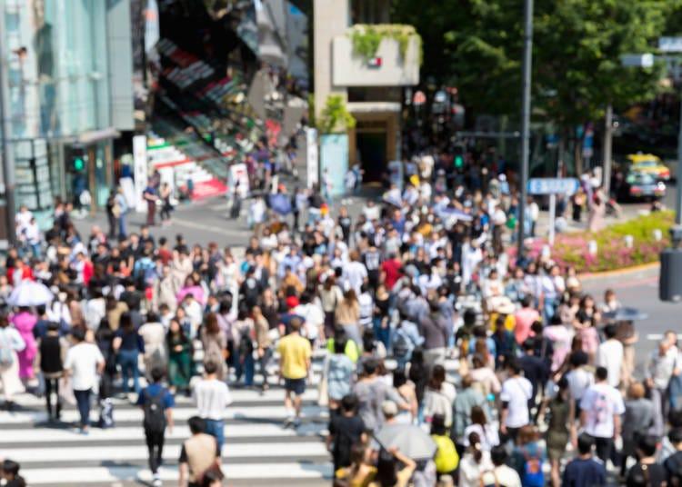 ■還以為澀谷是觀光的好地方,結果...