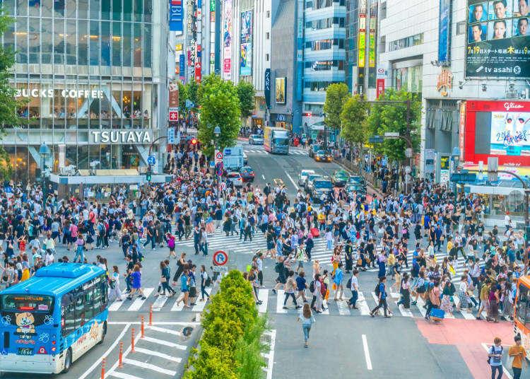 東京旅遊住宿地點好選擇!就是要大大推薦澀谷住宿的5大理由