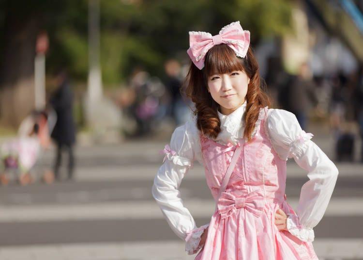 理由4:在澀谷可以盡情展現最忠實的自我!