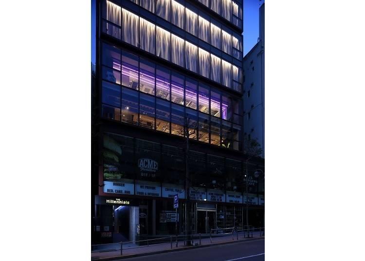 4. The Millennials Shibuya: Futuristic hotel geared towards millenials