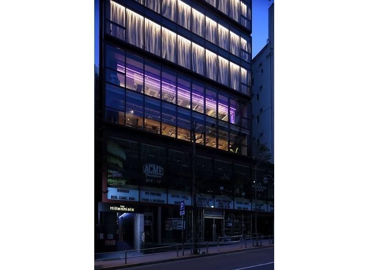 ミレニアル世代向けの未来型ホテル!ザ・ミレニアルズ渋谷