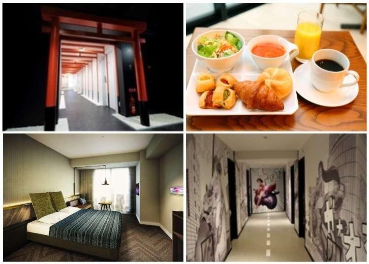 【渋谷ホテル】パン食べ放題やコスパ◎な場所など、今おすすめの最新6選!