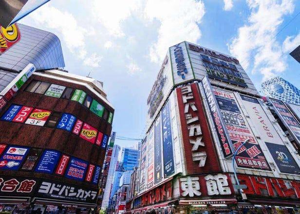 【东京景点大对决】新宿&涩谷!你会推荐哪个地点给想旅游的朋友呢?