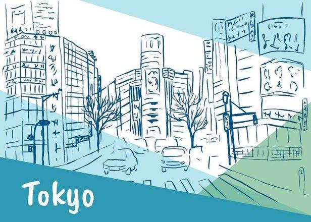 0元也能玩转涩谷!大大满足大人与小孩!畅玩涩谷的免费景点TOP5