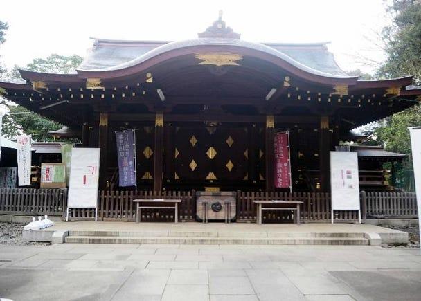มาขอพรด้านความรักที่ศาลเจ้าชิบูยะฮิคาวะ ศาลเจ้าที่เก่าแก่ที่สุดของชิบูยะกันเถอะ!