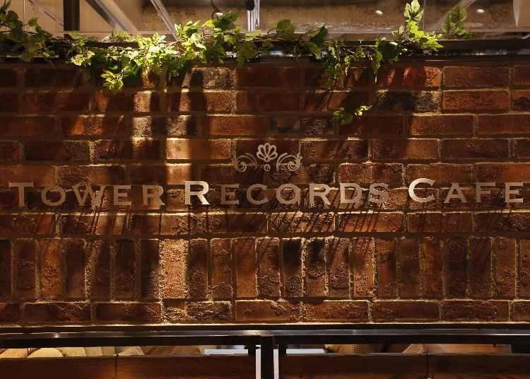 日本のミュージックカルチャーを感じて、すぐにシェアできる「TOWER RECORDS CAFE 渋谷店」