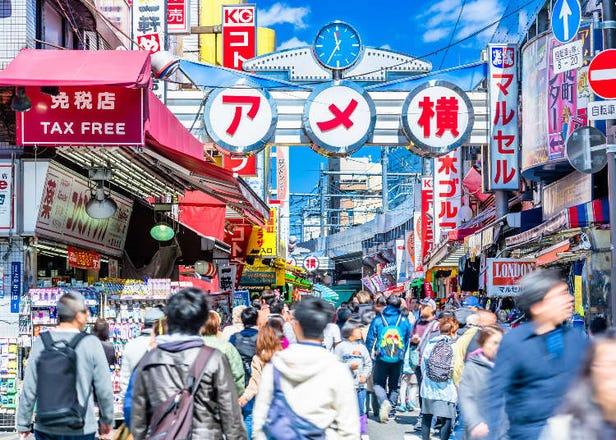 โตเกียว / อุเอโนะ เป็นเมืองแบบไหนกันนะ? แนะนำ 30 สถานที่ท่องเที่ยว และแหล่งชอปปิงที่ควรไป