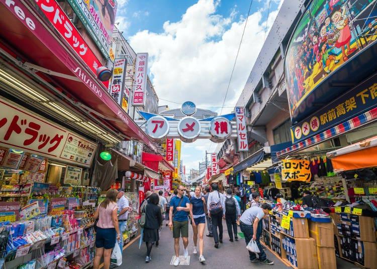 แหล่งชอปปิงและร้านอาหารมากมาย สนุกได้ทั้งชม ชิม ชอป ได้ที่ย่านร้านค้ายอดนิยม!
