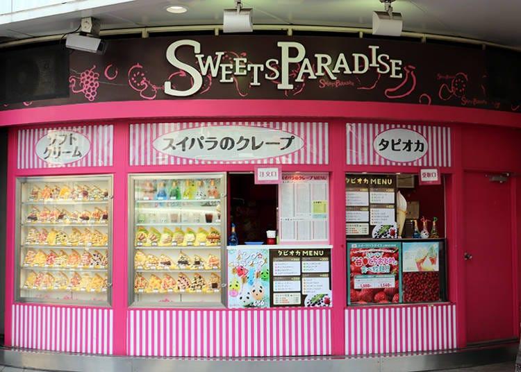 ■SWEETS PARADISE萌萌「熊貓燈泡汽水」