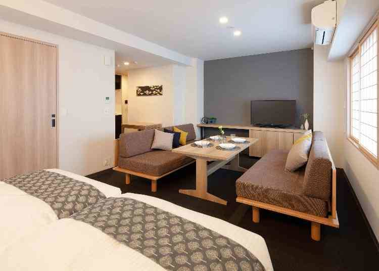 (Tokyo Hotels for Families/Groups) Mimaru Tokyo Ueno East: Plenty of services that cater to children and international visitors