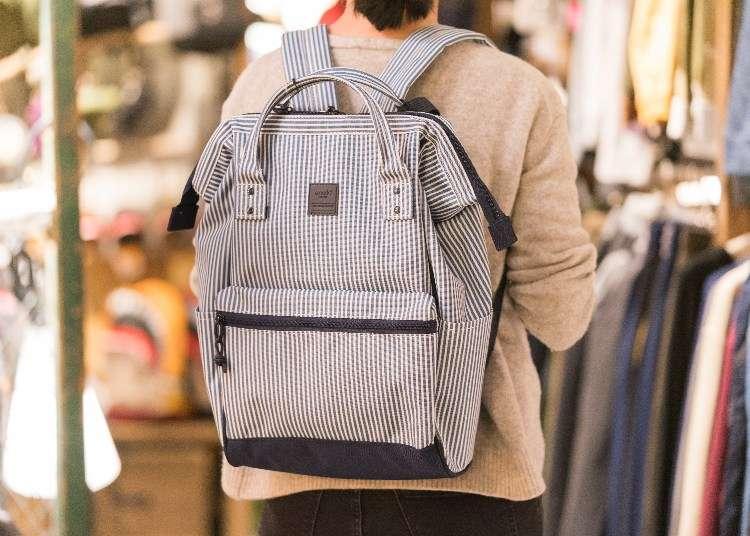 全球人氣爆棚後背包「anello」再進化!嚴選7款日本2019年最新款後背包大公開