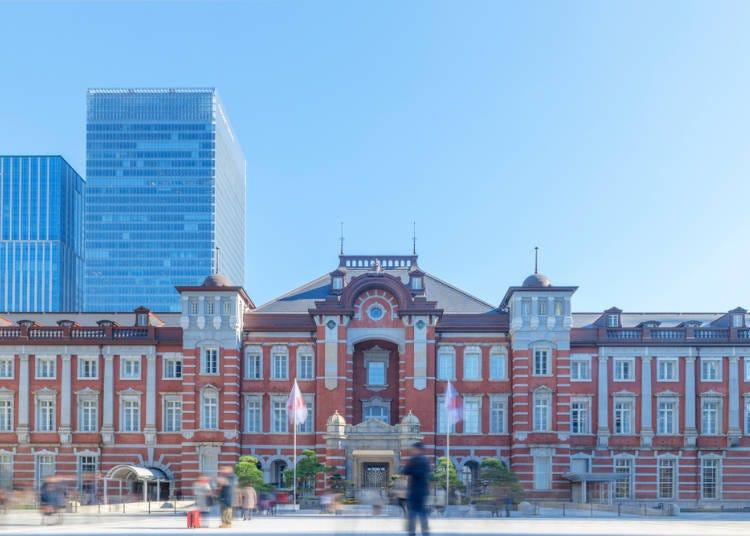 从东京车站出发的话呢?