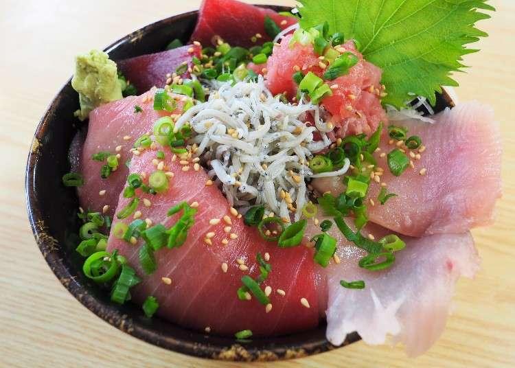 利用京急電鐵的「Misaki Maguro Day Trip Ticket」遊三浦、吃海鮮一日遊