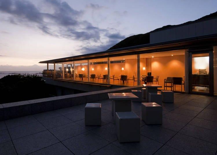 葉山咖啡廳⑤超值美景、頂級享受「ORANGE BLEUE」