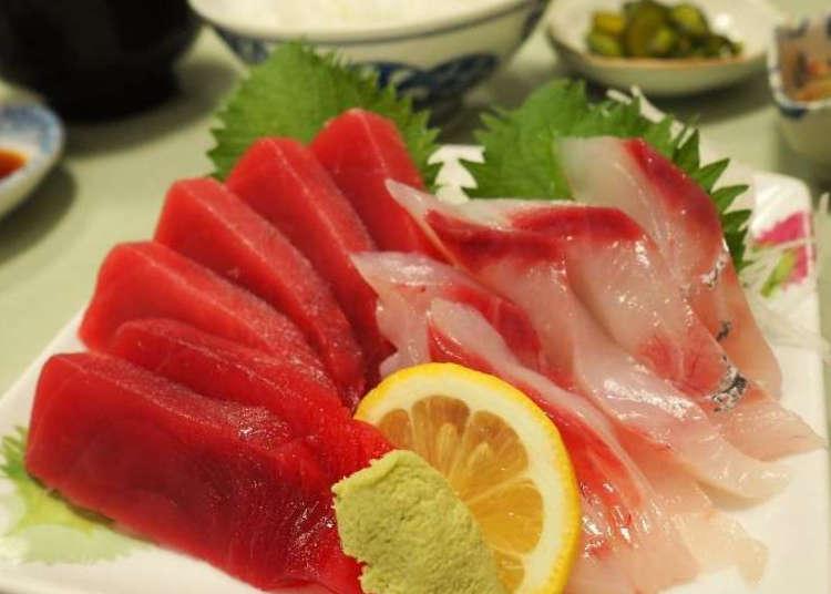 三浦海鮮必推!平價又美味的「人氣海鮮店」5選