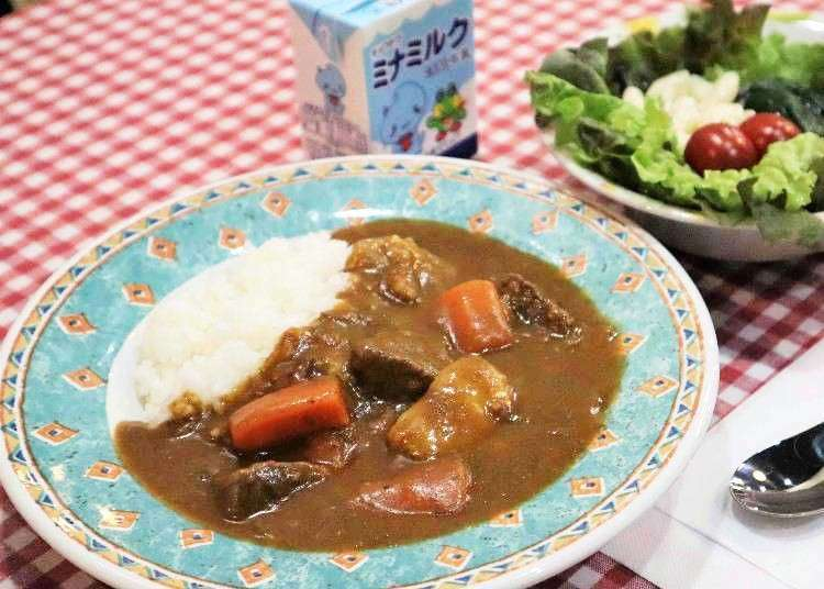 Japan's Fascination with 'Naval' Curry! Top 3 Must-try Shops for Yokosuka Curry
