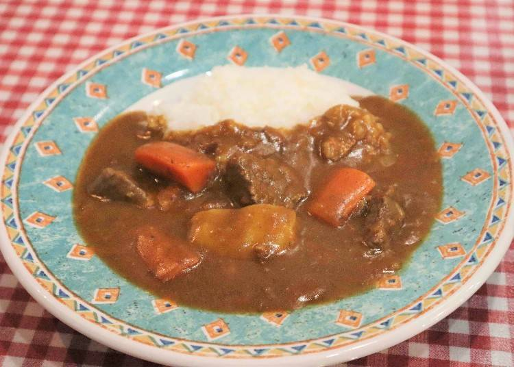 Yokosuka: the roots of Japanese curry