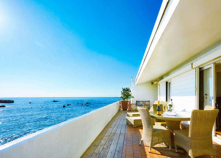 飯店內的一日假期!不只鮪魚吃到飽也可以豪華露營的精選三浦半島飯店4選