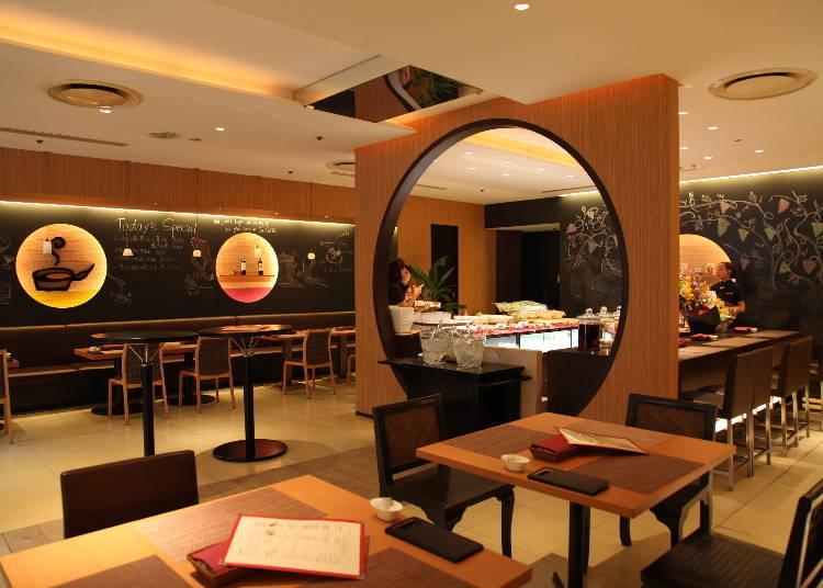요코하마 맛집 본격적인 카레를 캐주얼하게 즐기는 [콘카페]