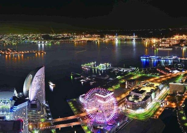 แนะนำแหล่งท่องเที่ยวน่าไป 6 แห่งของโยโกฮาม่า มีหลากหลายตั้งแต่ทัศนศึกษาโรงงานไปจนถึงชมวิวทิวทัศน์ยามค่ำคืน!?
