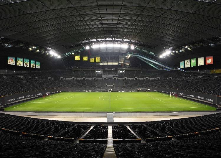 Sapporo Dome: Japan's Only Fully Indoor Stadium with a Natural Turf
