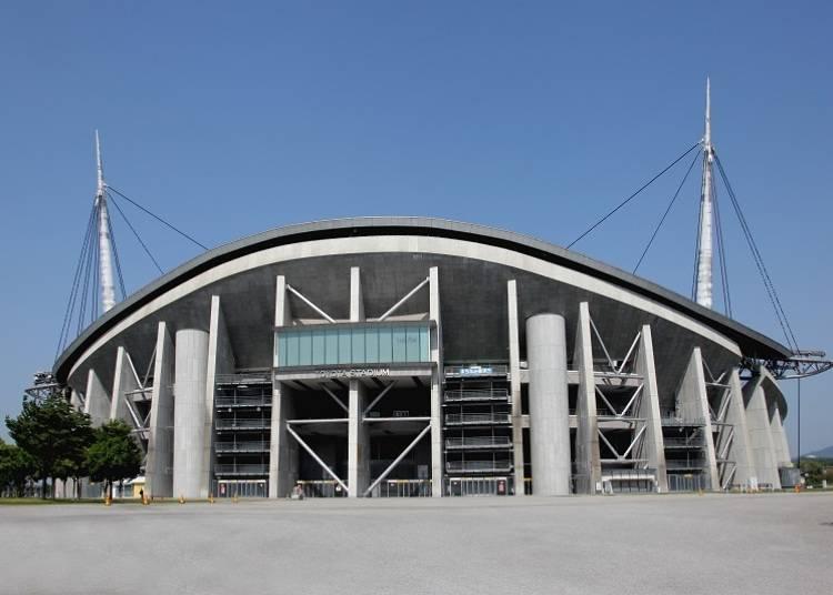 2019年に改修完了「豊田スタジアム」