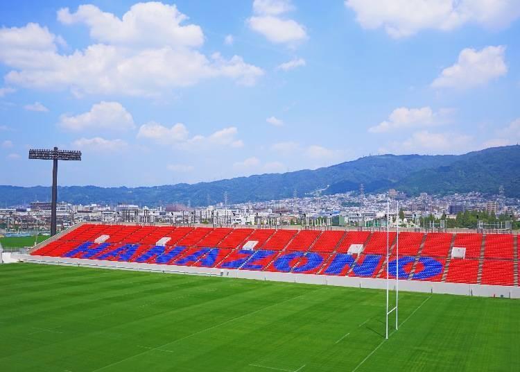 日本橄榄球界的麦加「东大阪市花园橄榄球场」