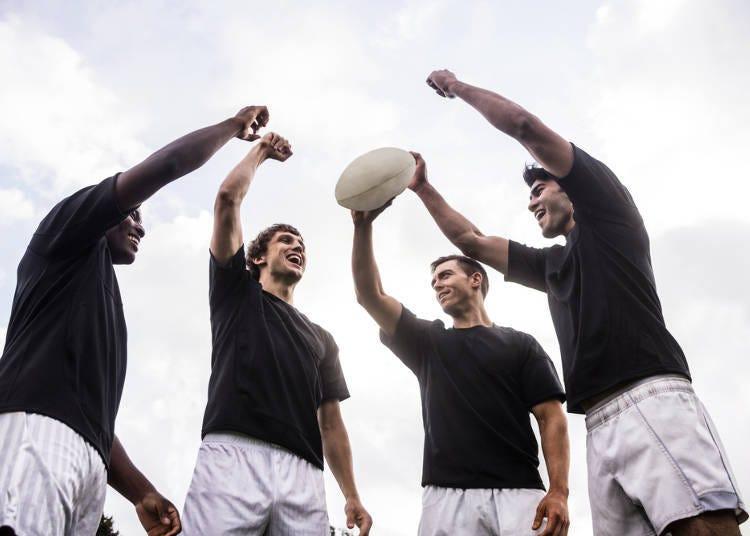 大家知道橄欖球是「紳士的運動」嗎?
