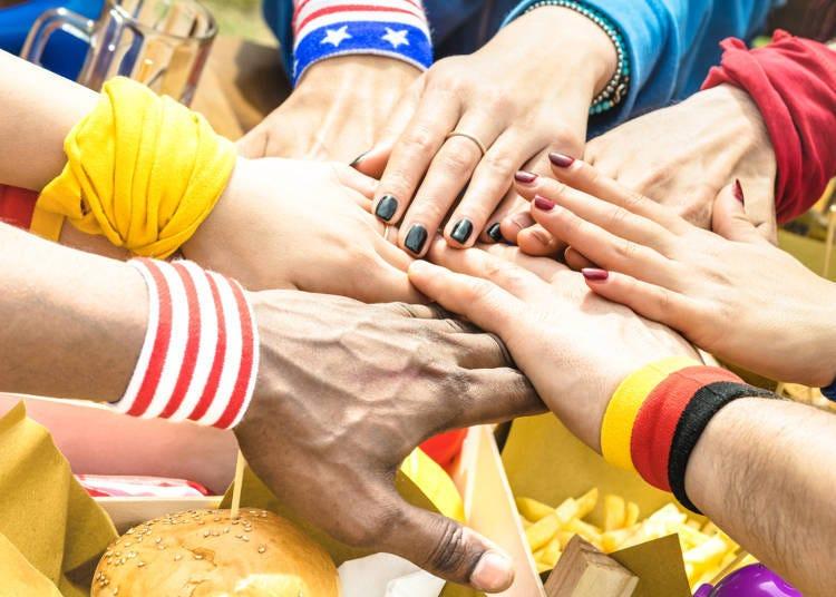 橄欖球「No Side精神」是體現橄欖球比賽的運動精神
