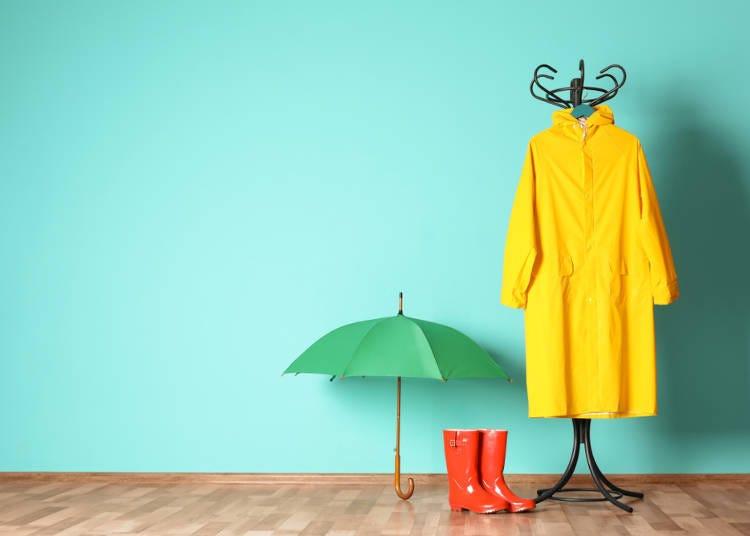 第一次觀賽時應該攜帶的物品和服裝?