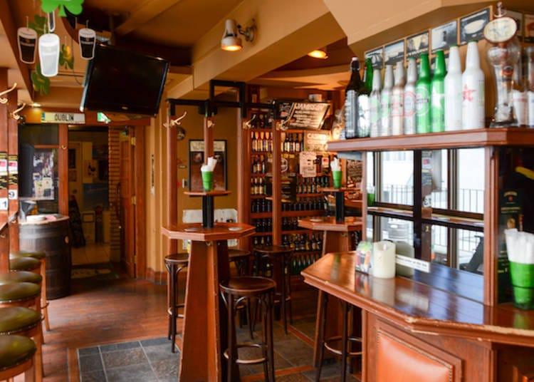 热门比赛就是要用大荧幕看! -「Irish Pub&Restaurant Failte」