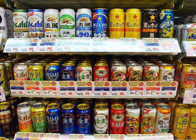 """일본 맥주 - """"저렴한 주류 전문점이 추천하는 인기 맥주 & 수제맥주 베스트 10 """""""