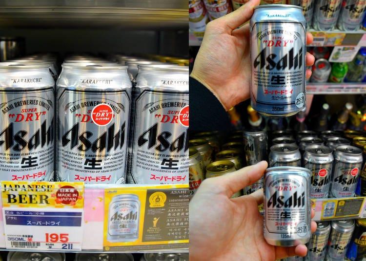 Asahi Super Dry 350ml (Asahi Breweries)