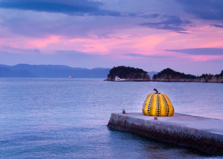 10. Go west - visit Naoshima Art Island