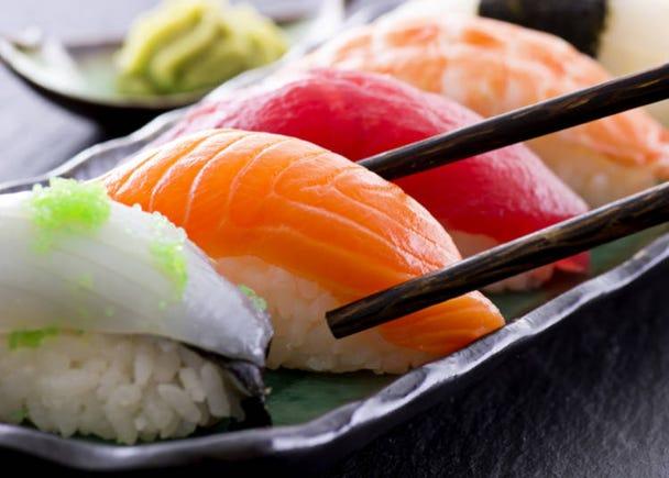 15. Edomaezushi: Unbeatable top-grade sushi at its place of origin