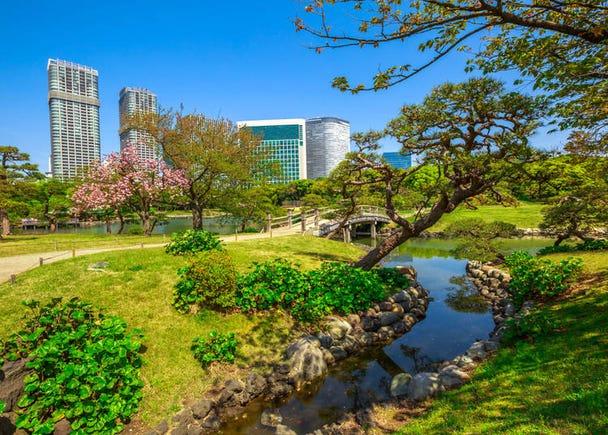 13. Japanese Gardens: Beauty that is subtle yet splendid