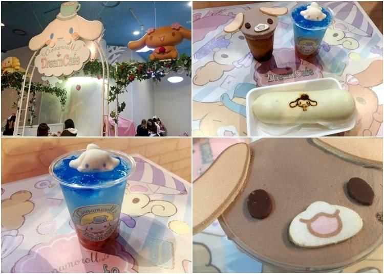 #9 Cinnamoroll Dream Café for Sweets Snacks