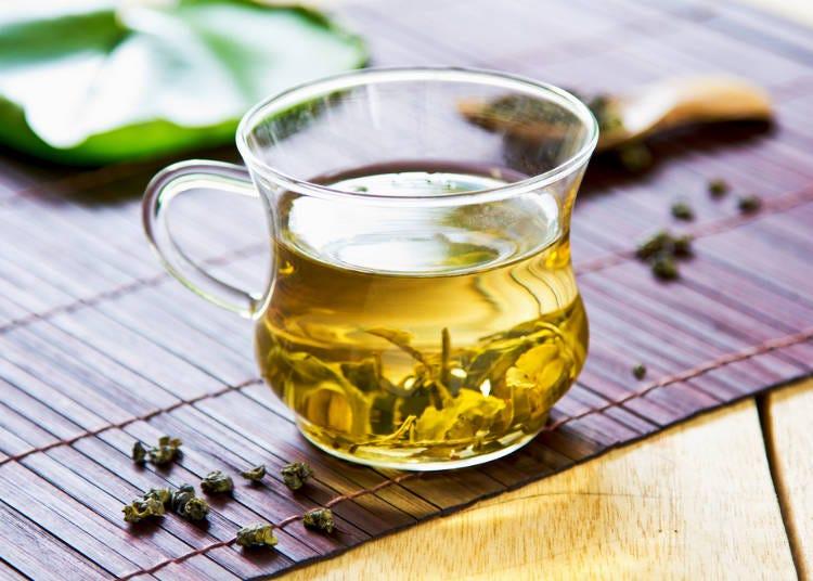 【台湾】は「台湾烏龍茶」がいいみたい