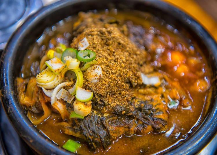 【韓国】伝統スープ「へジャンク」を飲むのが一般的!