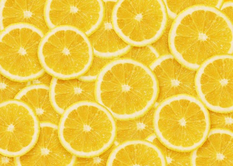 [베트남 해장음식]]생강과 소금을 넣은 '특제 레몬수'가 최고!