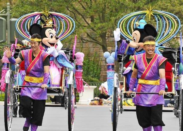 Tanabata Program at Tokyo Disney Resort: Disney Tanabata Days 2019!