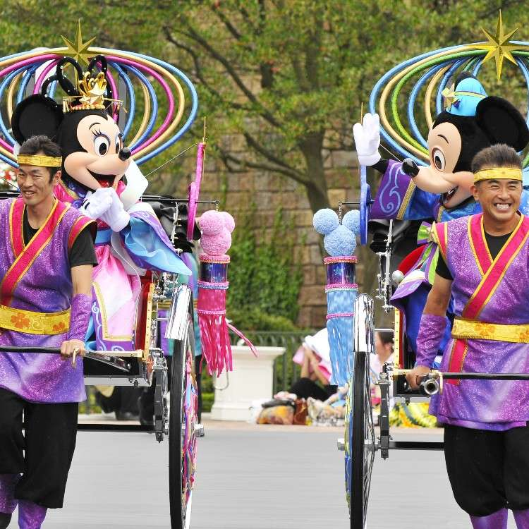 Tanabata Program at Tokyo Disney Resort: Disney Tanabata Days 2019!