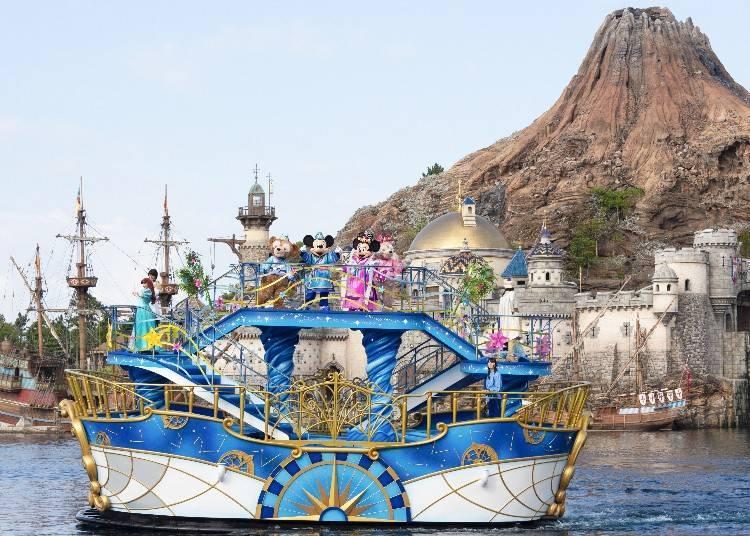 Tokyo DisneySea Park ◆Tanabata Greeting