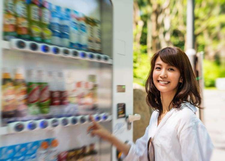 여길봐도 자판기, 저길봐도 자판기! '전문가가 말하는 일본 거리에 자판기가 많은 이유 5가지.'