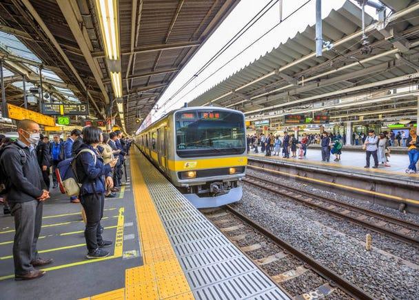 「秋葉原駅」は、都内のハブ駅のひとつ
